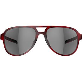 adidas Pacyr Brillenglas grijs/rood